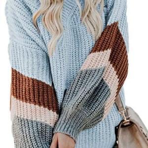 chunky sweater