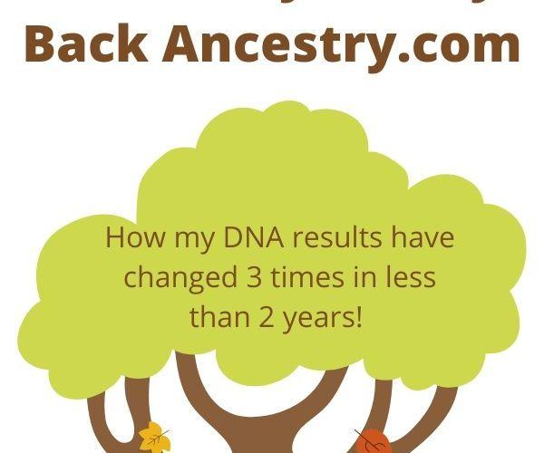 I Want My Money Back Ancestry.com
