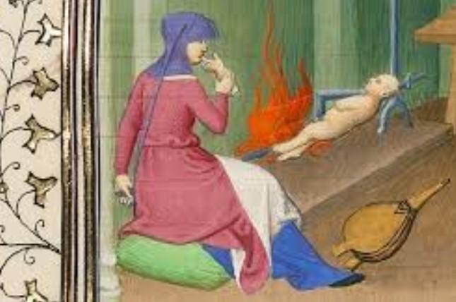 medieval painting 2
