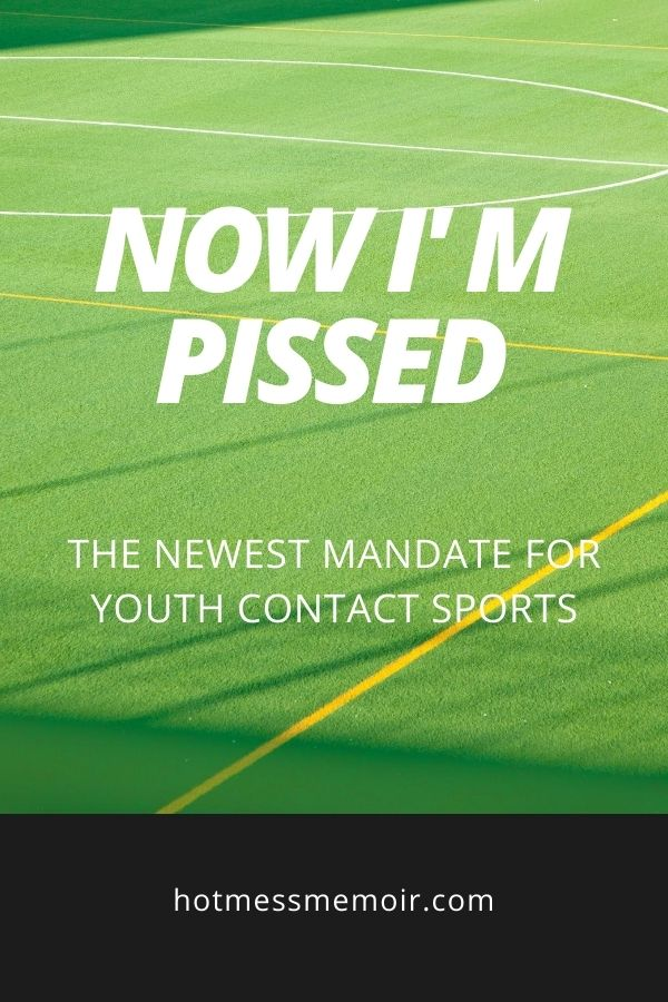 youth contact sports