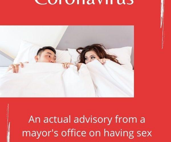 Sex During Coronavirus