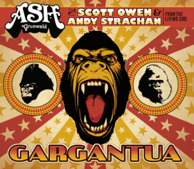 Ash Grunwald - 'Gargantua'