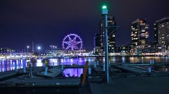 Melbourne Eye, Docklands. Photo credit: Dan Wilkinson (Hot & Delicious Group).