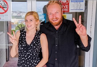 Emma Franklin Bell joins us on the Hot & Delicious: Rocks The Planet! podcast in Sydney https://hotndelicious.com/