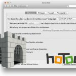 Mountain Lion – Gatekeeper temporär Apps starten