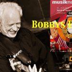 MusikMesse 2013 – Markbass Bass Multiamp NEUHEIT – Bobbys Bass OnTour