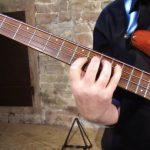 Mixolydische Skala – Bobbys Bass 13