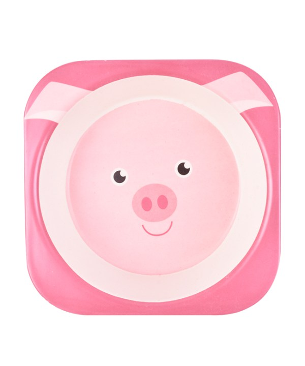 Children's Dining Set (Pig)