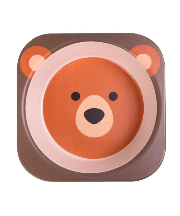 Children's Dining Set (Bear)
