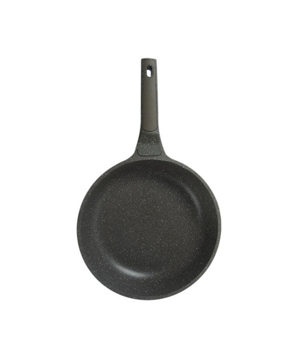 Regular-sized Marble Frying Pan (Coffee)