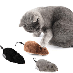 cat toy mechanical mouse