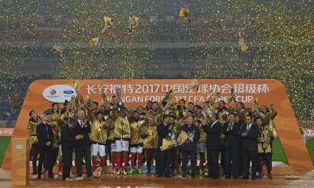 Futebol China | Supertaça Chinesa | Guangzhou Evergrande vs Jiangsu Suning