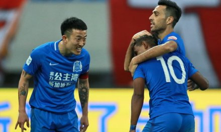 Futebol China | Superliga da China 2017 | 5ª Jornada
