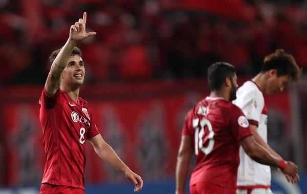 Futebol China | Asian Champions League 2017 | 5ª Jornada