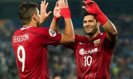 Futebol China | Asian Champions League 2017 | Oitavos de Final 2ª Mão