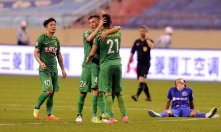Futebol China | Superliga da China 2017 | 18ª Jornada