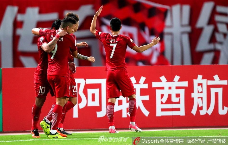 Futebol China   Asian Champions League 2017   Quartos de Final 1ª Mão