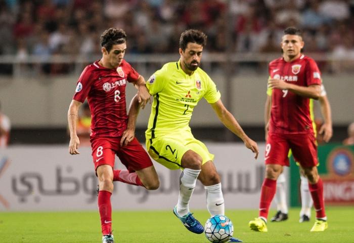 Futebol China | Asian Champions League 2017 | Meias-finais 1ª Mão