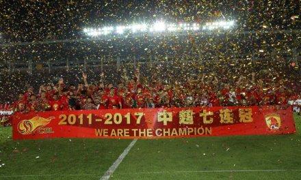 Futebol China   Superliga da China 2017   28ª Jornada