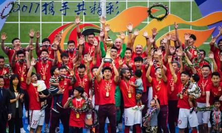 Futebol China | Superliga da China 2017 | 30ª Jornada