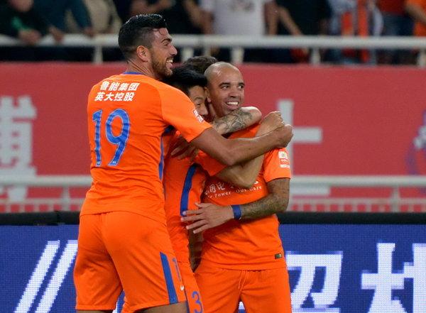 2018 Chinese Super League   8ª Jornada