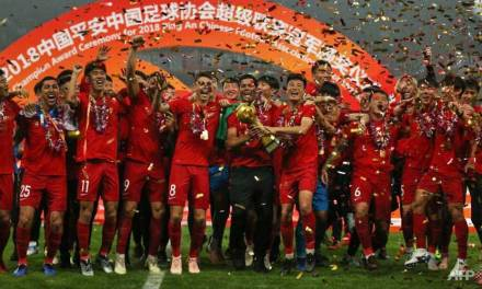 2018 Chinese Super League | 28-30ª Jornada