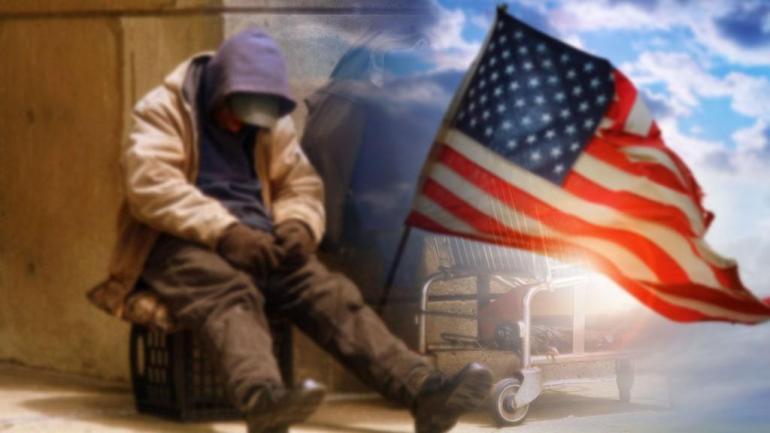 67万美国人无家可归,近半调查者拿不出400元,离不开中国货