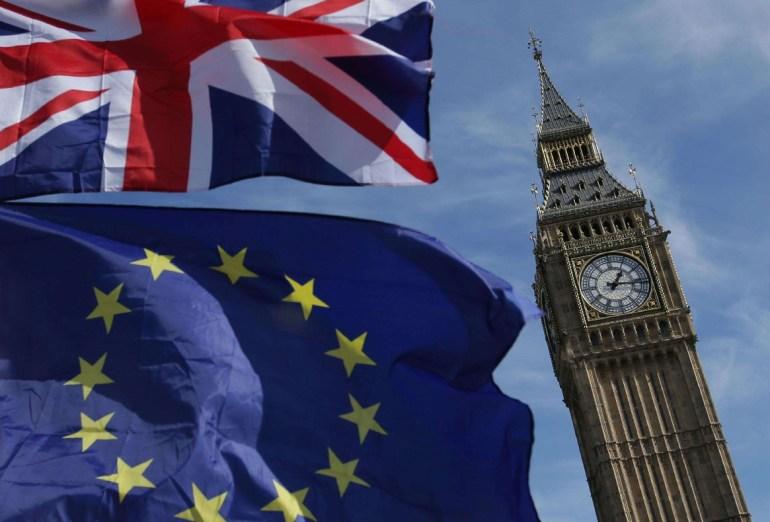英国前首相:我们要接受一个事实,现在英国已经不是世界一流大国
