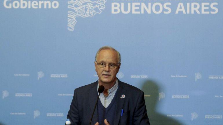 """阿根廷政府卫生官员确信阿根廷注射的新冠疫苗是""""安全有效的"""""""
