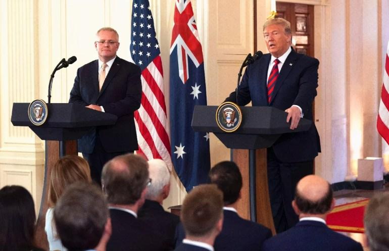 澳媒称收到我使馆的不满清单,莫里森:中澳关系差,说明澳做得对