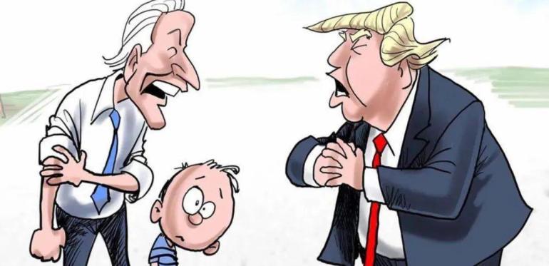 """破罐子破摔了?美国危机失控,特朗普却在G20峰会上当""""逃兵"""""""
