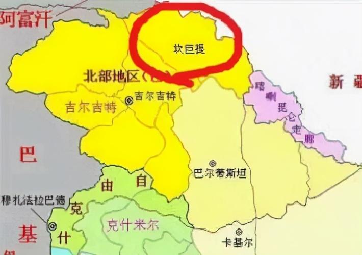 为何说喀喇昆仑走廊是一份大礼,巴铁归还中国5310平方公里领土,印度内心是担忧的
