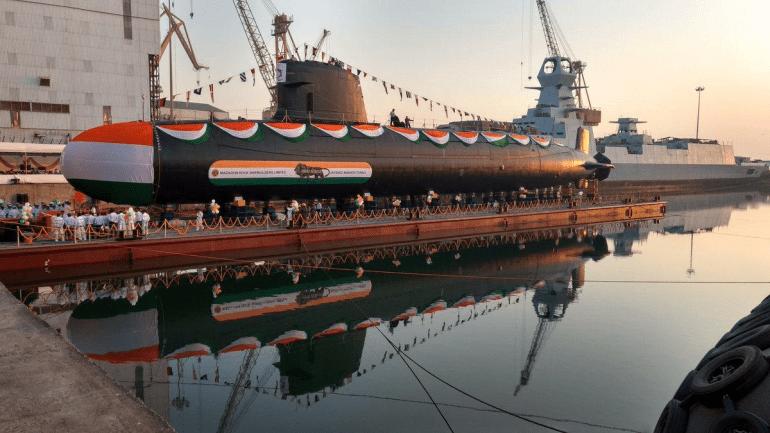 真有耐心!印度依靠法国制造常规潜艇近30年,至今终于服役了3艘