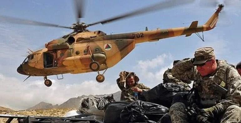 美军在各个方面占据压倒性的优势,塔利班毫无胜算,反而笑到最后
