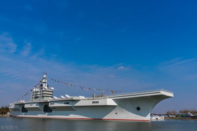 """美媒""""善意提醒""""中国不需要那么多的航母?这就不劳美国费心了"""
