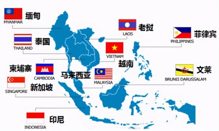 美国鼓动对华科技脱钩,日本配合美与东南亚套近乎,但其不愿跟风