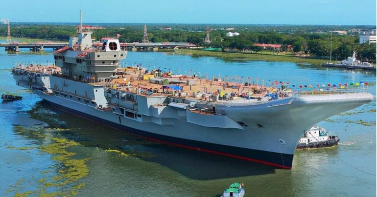 中国花1000万,印度用2万!解决航母大难题,印度人又骄傲了