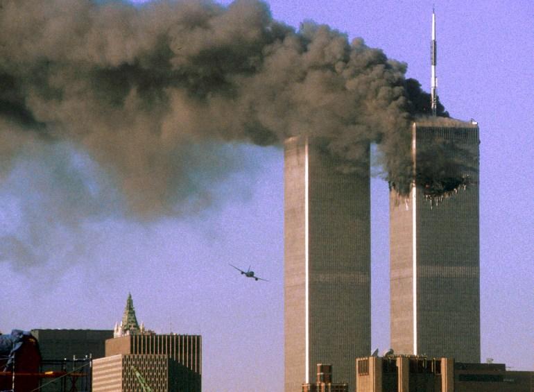 911事件的机场售票员:我很自责,永远无法忘记那两个人的脸