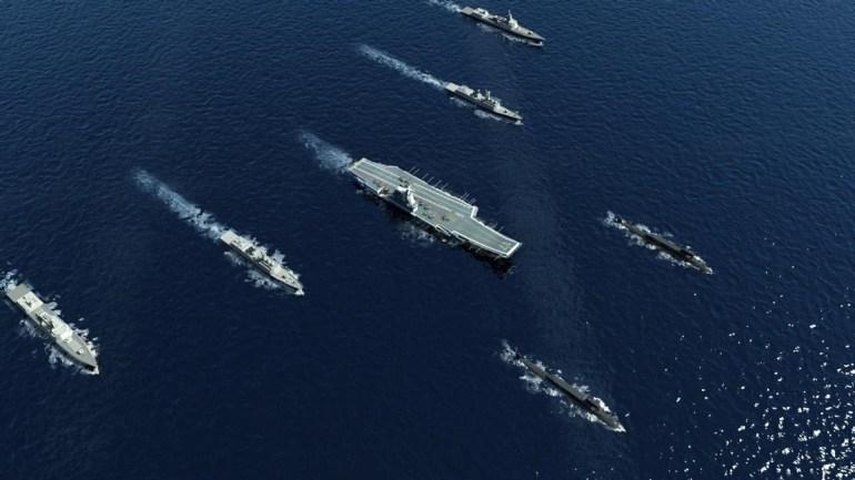 英国将军叫嚣遏制亚太大国野心,英网友:中国一筷子就能打败我们