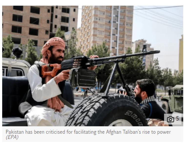 巴基斯坦外长敦促英国必须与塔利班接触,并立即无条件对阿提供援助