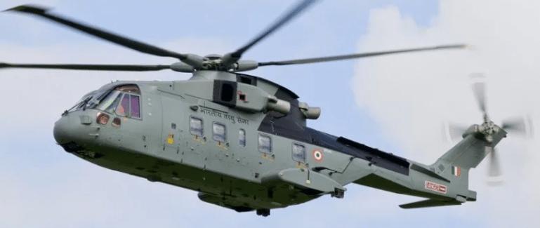 3架直升机9年未动!牵出6000万欧腐败案,只是印度的冰山一角