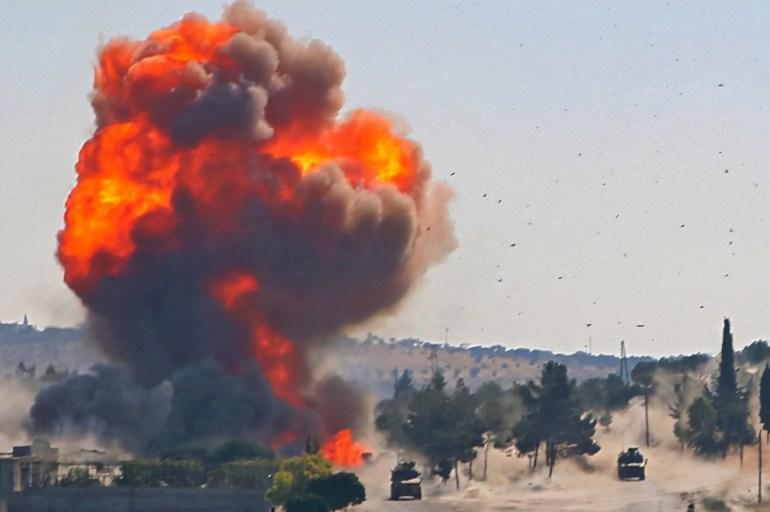 谁干的?俄罗斯军人命丧叙利亚,土耳其被指脱不开关系
