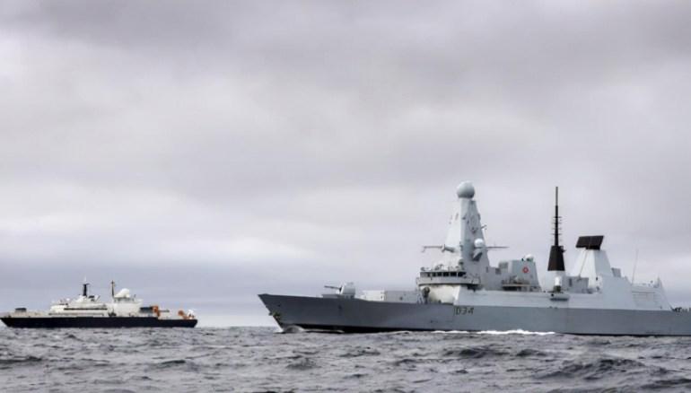 俄罗斯间谍船现身英吉利海峡!不仅能收集情报,还能发动战略攻击