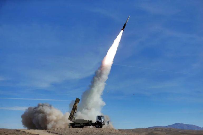 中东局势升温,伊朗向邻国发射导弹,土耳其空袭美军盟友,枭龙战机被击落?
