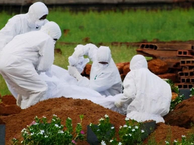 新冠疫情还没有控制,印度又出现新的超级病毒,致死率高达75%