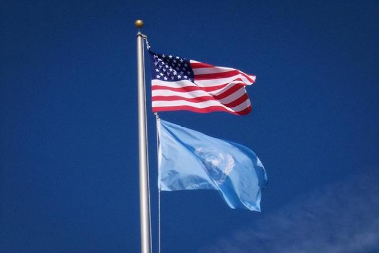 时代已经变了!中国发出正义声明,联合国立刻要求美国归还资产