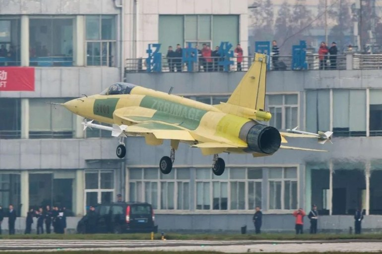 好消息!巴基斯坦工厂量产最新枭龙战机,印度空军压力骤增