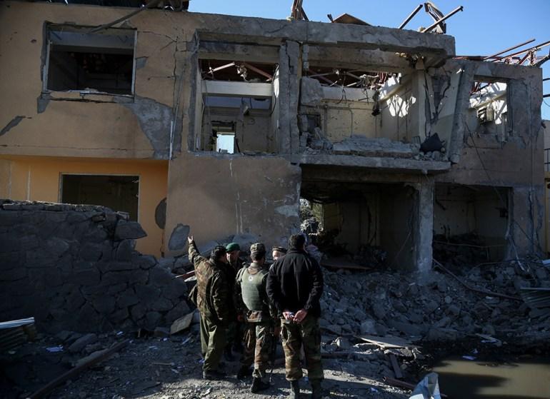 塔利班正在庆祝胜利,多名平民被活活炸死,发言人誓要严惩凶手