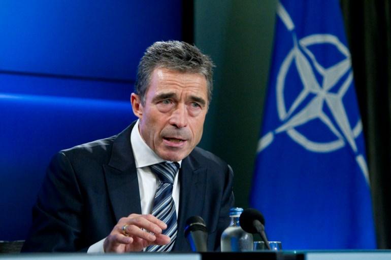 前北约秘书长拉斯穆森挑动:欧洲不能在与中国的斗争中袖手旁观,指望美国买单