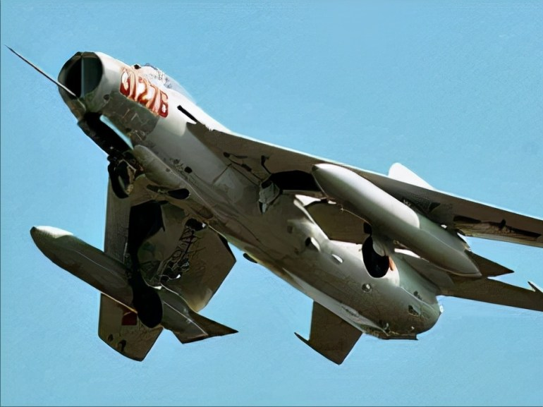 中国歼6有多强?巴基斯坦空中吊打印度,45秒击落两架印度战机